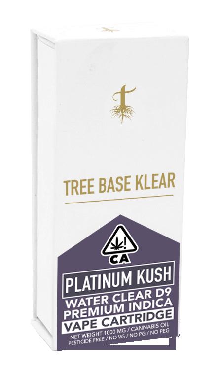 Platinum Kush - TREE BASE KLEAR